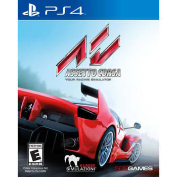 Game Assetto Corsa - PS4