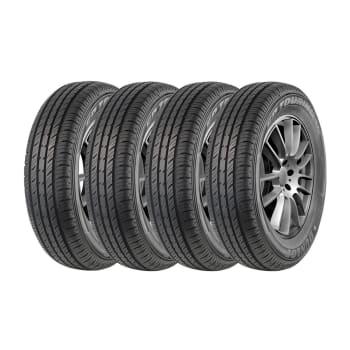 Kit 4 Pneus Aro 14 175/65R14 Dunlop Touring R1L 414040