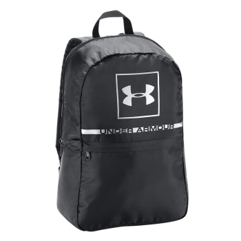 Mochila Under Armour Project 5 - Preto e Prata