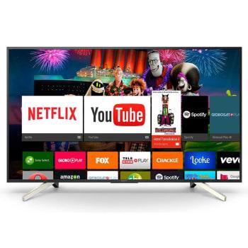 Smart TV LED 65´ UHD 4K Sony, 4 HDMI, 3 USB, Wi-Fi - KD-65X755F
