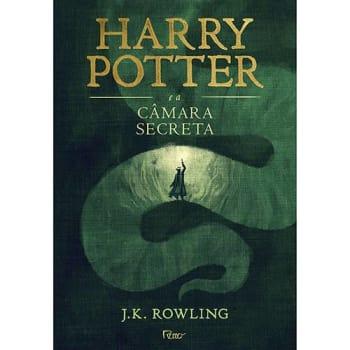 [Primeira Compra] Livro - Harry Potter e a Câmera Secreta