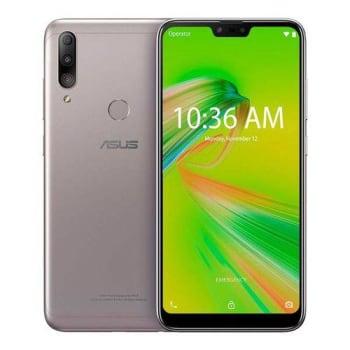 Smartphone Asus Zenfone Max Shot 32gb/3gb 4gb Câmera Tripla 12mp+5mp/8mp+8mp - Prata