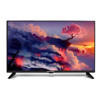 "TV LED Multilaser 32"" 2 HDMI 1 USB - TL017"