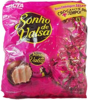 Bombom Lacta Sonho De Valsa - 1Kg