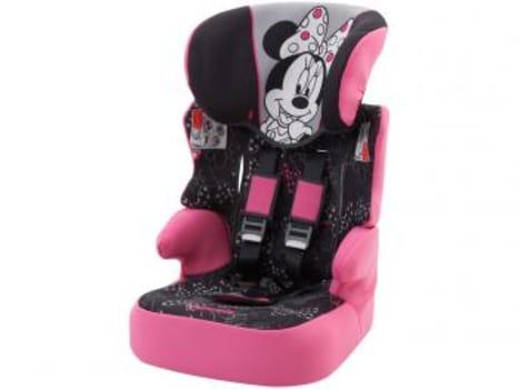 Cadeira para Auto Disney Beline SP First - Minnie Mouse Crianças de 9kg até 36Kg - Magazine Ofertaesperta
