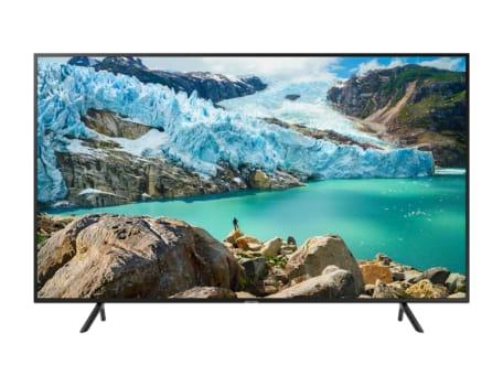 "Smart TV LED 49"" UHD 4K Samsung 49RU7100 3 HDMI 2 USB Wi-Fi e Bluetooth"