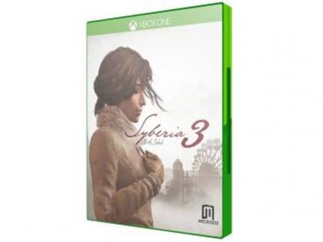 Syberia 3 para Xbox One - Ubisoft - Magazine Ofertaesperta