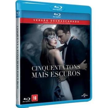 Blu-Ray Cinquenta Tons Mais Escuros Universal