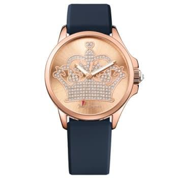 Relógio Juicy Couture Feminino Borracha Azul - 1901648