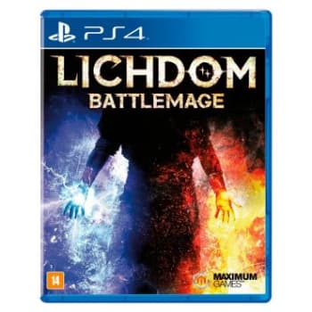 Jogo Lichdom Battlemage para Playstation 4 (PS4) - Maximus Games