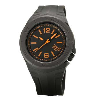 Relógio Everlast Unissex Preto Analógico E296
