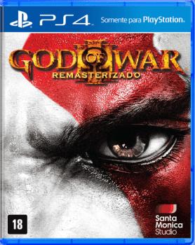 PS4 God Of War Iii - Remasterizado