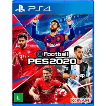 (Pré Venda) - Jogo Pro Evolution Soccer 2020 Efootball - PS4