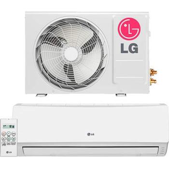 Ar Condicionado Split LG Hi Wall Smile 17.000 Btus Quente/Frio 220V