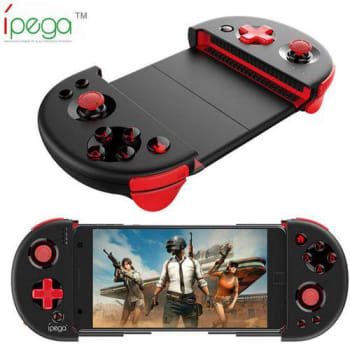 Controle Gamepad Ipega 9087 Android Pc P/ PC, Smartphone - preto