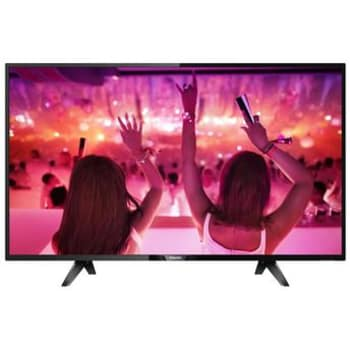 "Smart TV LED 43"" Philips 43PFG5102 Full HD com Conversor Digital 3 HDMI 2 USB Wi-Fi Integrado Função Easylink"