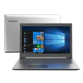 "Notebook Lenovo Ideapad 330-81ee0, Intel Core I3, 4gb, 1tb, Tela 15.6"" Windows 10"