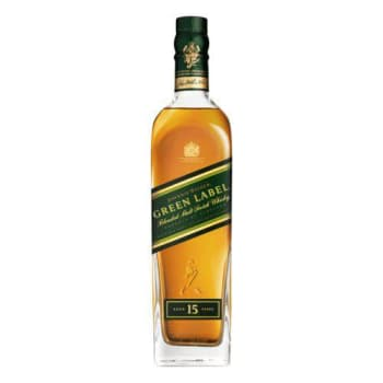 Whisky Green Label 15 Anos 750 Ml