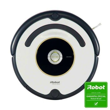 Robô Aspirador de Pó Roomba 621 - iRobot