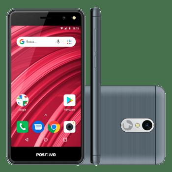 Smartphone Positivo Twist 2 Fit S509 Cinza
