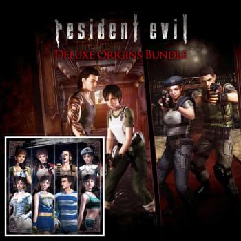 [PS PLUS] Jogo Resident Evil: Deluxe Origins Bundle - PS4