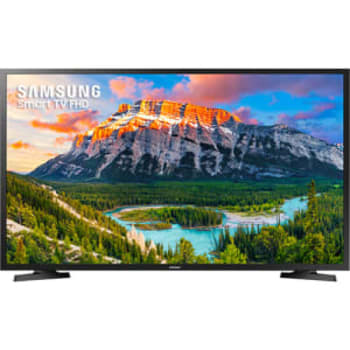"Smart TV LED 40"" Samsung 40J5290 Full HD Com Conversor Digital 2 HDMI 1 USB Wi-Fi Screen Mirroring e Web Browser"