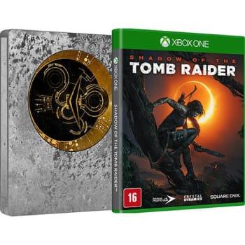 Jogo Shadow Of The Tomb Raider Edição de Pré-Venda - Xbox One