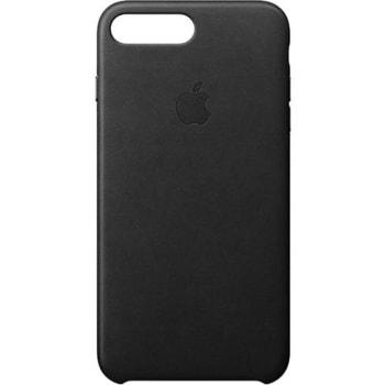 Capa para iPhone 7 e 8 Plus de Couro Preto - Apple - MMYJ2ZM/A