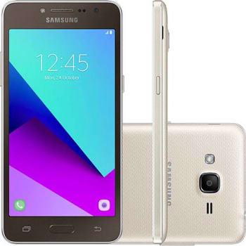 "Smartphone Samsung Galaxy J2 Prime TV 16GB Dual Chip Tela 5"""