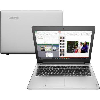 a391ced8c Notebook Lenovo IdeaPad 310 Intel Core i7-6500U 8GB 1TB Tela 14 HD Windows  10