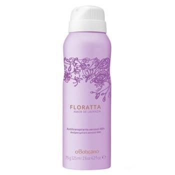 Floratta Desodorante Antitranspirante Amor de Lavanda 75g