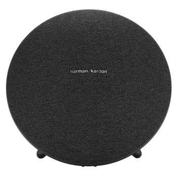 Caixa de Som Portátil JBL Onyx Studio 4 Harman Kardon com Bluetooth, HK Connect+, Integração de Voz - Preta