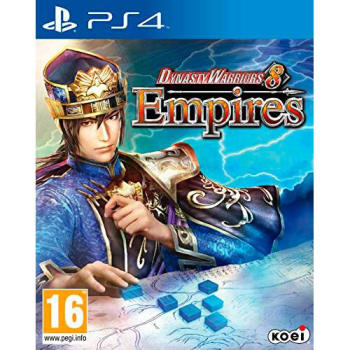 Game - Dynasty Warrior 8 Empires - PS4