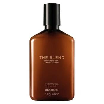 The Blend Cabelo e Corpo Sabonete Shower Gel 2 em 1, 250g
