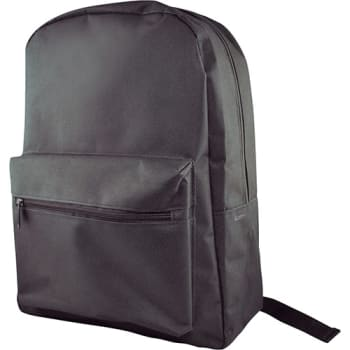 Mochila para Notebook Leadership Blackpack Nylon Preto - Até 15""