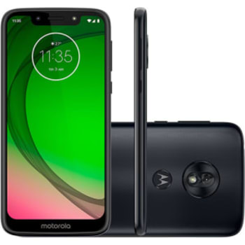 "Smartphone Motorola Moto G7 Play 32GB Dual Chip Android Pie - 9.0 Tela 5.7"" 1.8 GHz Octa-Core 4G Câmera 13MP - Indigo"