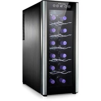 Adega de Vinhos Electrolux 12 Garrafas Inox ACS12