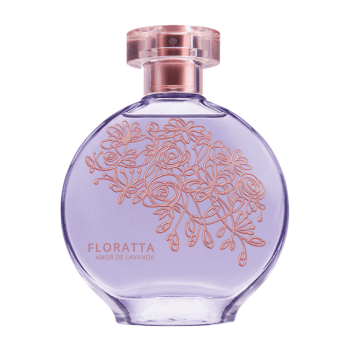 Desodorante Colônia Floratta Amor de Lavanda 75ml - O Boticário