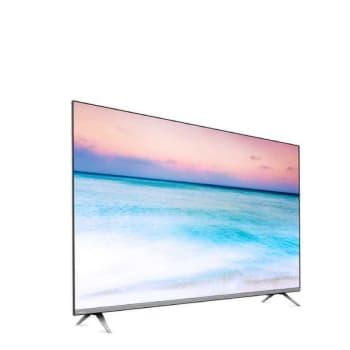 "Smart TV LED 50"" Philips 50PUG6654/78 Ultra HD 4k Design sem Bordas Wi-fi Bluetooth 3 HDMI 2 USB"