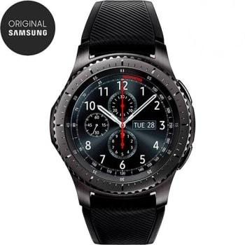 Smartwatch Gear S3 Frontier Preto - Samsung