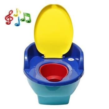 Troninho Musical 3 em 1 Colorido Love