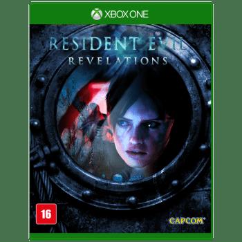 Resident Evil: Revelations Remastered - Xbox One