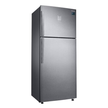 Refrigerador Samsung Inox RT46K6361SL/BZ LK Twin Cooling 220V