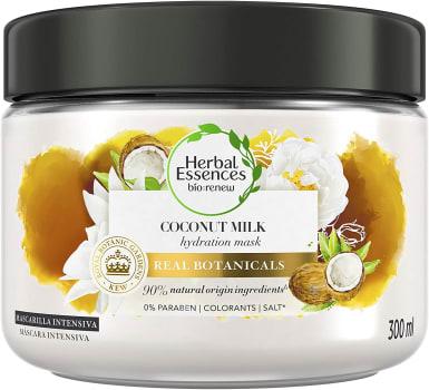 Máscara Intensiva Herbal Essences Bio Renew Hidratação com Leite de Coco 300ml
