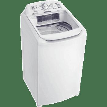 Lavadora de Roupas Electrolux 8,5Kg LAC09 - Branca - 110v