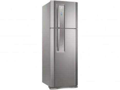 Geladeira/Refrigerador Electrolux Frost Free - Duplex Platinum 382L TF42S 110V