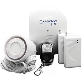 Kit de Alarme sem Fio ON Eletrônicos Guardião Lite