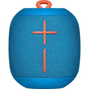 Caixa De Som À Prova D' Água Bluetooth Ue Wonderboom Azul