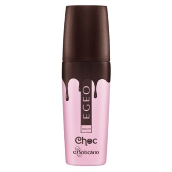 Egeo Woman Choc Desodorante Colônia, 100ml