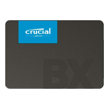 "SSD Crucial BX500 240GB 2.5"" SATA 6Gb/s CT240BX500SSD1"